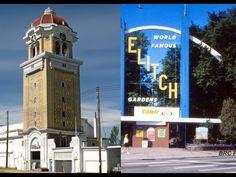 Vintage #Colorado | Old and Original  Amusement Parks