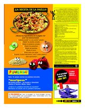 ¡La receta de la paella!  Spanish Language and Spanish cooking course in Spain! www.spanish-school-herradura.com