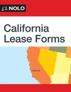 California Landlord Kit Landlord Tenant, Being A Landlord, Good To Know, California, Kit, Business, Photos, Crafts, Ideas