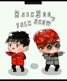 BaekSoo's Talk Show ㅋㅋㅋㅋ