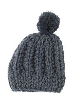 Classic Pom Pom Hat