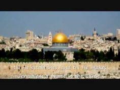 On your walls o Jerusalem - Barry and Batya Segal Messianic