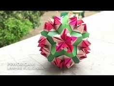 Origami Ball, Origami Paper, Origami Boxes, Origami Instructions, Origami Tutorial, Origami Flowers, Origami Hearts, Origami Diagrams, Origami Artist