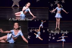 A Place Called Home- Maddie Ziegler