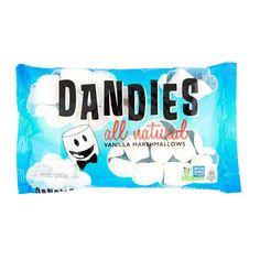 Dandies, All Natural Vanilla Marshmallows, 10 oz (283 g)