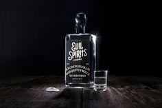 Evil Spirits Distillery.