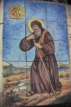Saint for Today - St Francis of Paula 04/02/2014