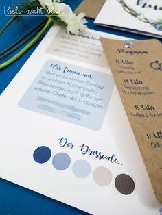 Wedding Invitations & Stationery by NellysWed Wedding Invitation Content, Wedding Invitation Cards, Birthday Invitations, Wedding Cards, Blue Wedding, Wedding Colors, Dream Wedding, Wedding Day, Dress Code