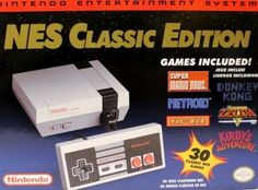 nintendo entertainment system nes classic mini edition console  price reduced from $190.0