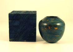 Maple  - Blue Tint, Copper Powder.