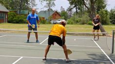 Pickleball is my new favorite sport. Check it out online. It's fun, smart, tactical, social, aerobic and addictive.