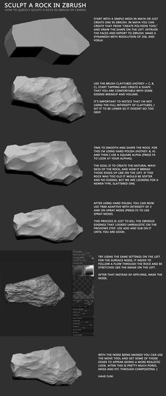 Rawk - Post any rocks you make here! - Page 26 - Polycount Forum: