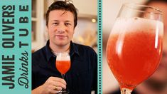 The Rossini is a strawberry twist on the classic Peach Bellini cocktail. Here Jamie shows you how to combine the fresh flavour of strawberry with the bubbles of Martini Prosecco to make this classy cocktail. Created in partnership with Bacardi.