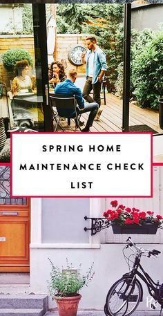 8 Things Every Homeowner Should Do Each Spring #purewow #cleaning #home #spring