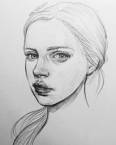 Fabulous Drawing On Creativity Ideas. Captivating Drawing On Creativity Ideas. Realistic Drawings, Cartoon Drawings, Cool Drawings, Pencil Drawings, Portrait Sketches, Portrait Art, Drawing Sketches, Sketching, Portraits