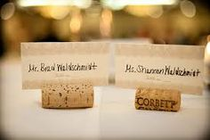 name tags for wedding - Google Search