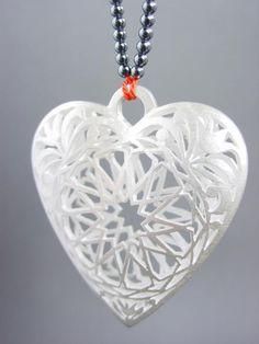 I give love Necklace Marije Geursen