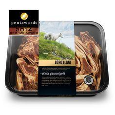 Bronze Pentaward 2014 – Food – Strømme Throndsen Design