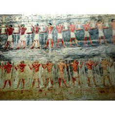 Tomb of Idut, Saqqara Egypt