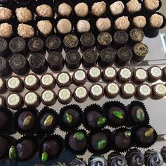 The Deli at Tokara offers a wide assortment of confectionery goods. Confectionery, Deli, Yummy Food, Chocolate, Desserts, Kitchens, Tailgate Desserts, Deserts, Delicious Food