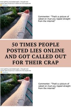 The World Wide Web is drowning in crap, and I'm always happy to see people who do their bit to bury some of it. Because—unbelievably—a whole lot of people still believe everything they read online is true. So kudos to the guys and gals out there who take a moment to hose down some of the stink. Here are 50 examples…