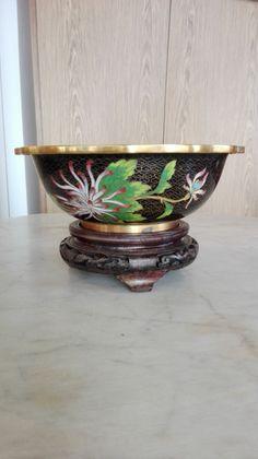 Preziosa ciotola cinese primi 1900 in porcellana. prezzo scontato del 50%! di LaTribuDellArte su Etsy