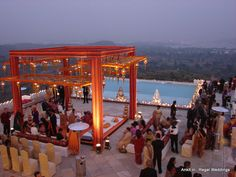 Pictures of Wedding in Goa & Rajasthan