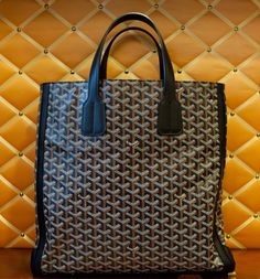 Musings of a Goyard Enthusiast: Goyard Core Collection: Voltaire