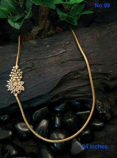 Gold Chain Design, Gold Jewellery Design, Gold Jewelry, Bridal Jewellery, Pearl Jewelry, Wedding Jewelry, India Jewelry, Jewelry Sets, Simple Jewelry