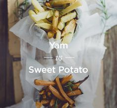 Yams vs. Sweet Potatoes: Nutrition and Recipes