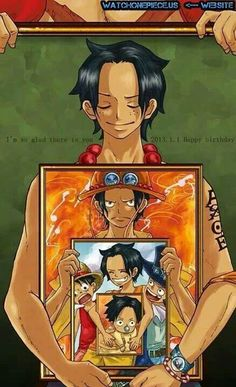 One Piece- Luffy and Ace Anime One Piece, One Piece Ace, One Piece Comic, One Piece Funny, One Piece Fanart, Manga Anime, Film Manga, Art Manga, Fanarts Anime