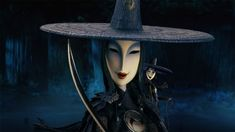 Kubo and the Two Strings - The Sisters