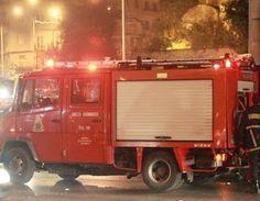 ΠΡΙΝ ΛΙΓΟ: Πυρκαγιά σε διαμέρισμα στη Θεσσαλονίκη