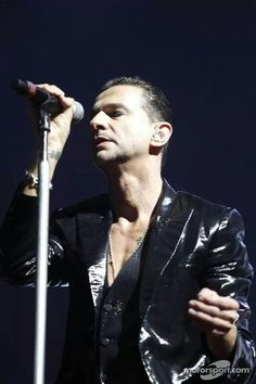 inspired by Dave Gahan