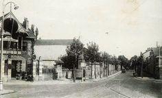 Place Emile Zola au cours des années 1930