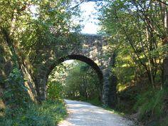 Trieste sedime ferrovia Val Rosandra 2007 - Val Rosandra - Wikipedia