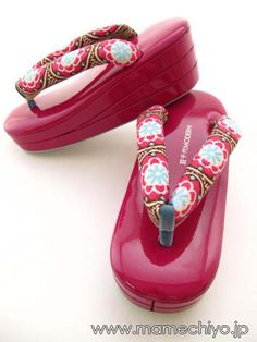 geta - I want these for everyday use!