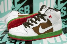 Nike SB Dunk Hi  Going Back to Cali - EU Kicks  Sneaker Magazine ba29888a9