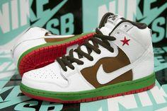 Nike SB Dunk Hi: Going Back to Cali