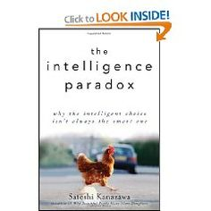 Intelligence and IQ are not the same thing