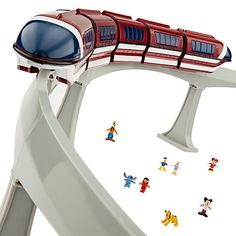 $80 for Disneyland Monorail, but imagine it running under my Christmas tree!!