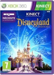 favorite game ever Kinect Disneyland Adventures