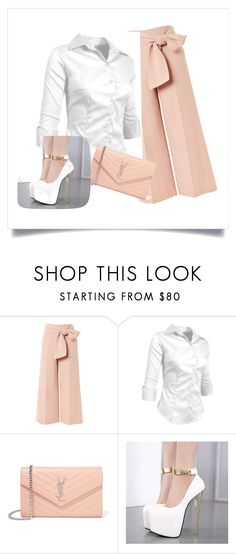 Evening by jody-eiser on Polyvore featuring Topshop and Yves Saint Laurent Yves Saint Laurent, Topshop, Shoe Bag, My Style, Polyvore, Stuff To Buy, Outfits, Shopping, Collection