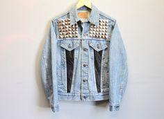 Studded Yin Yang Jacket