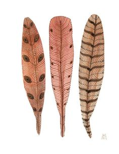 feathery plumes no. Feather Art, Bird Feathers, Paper Feathers, Nester, I Like Birds, Pink Succulent, Owl Tattoo Design, Leaf Art, Art Plastique