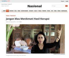 Jati Makmur Agung Conblock: Dosen TrisaktiJAKARTA, KOMPAS - Nama Yenti Gar...