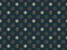 Mid-century inspired pattern