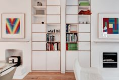 Apartment in Sydney Gets a Bright, Contemporary Upgrade - http://freshome.com/apartment-in-sydney-contemporary-upgrade/