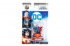 DC Nano Metalfigs DC3 Superman