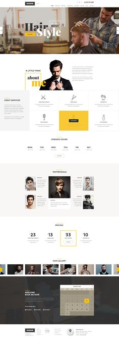 Homepage barber1